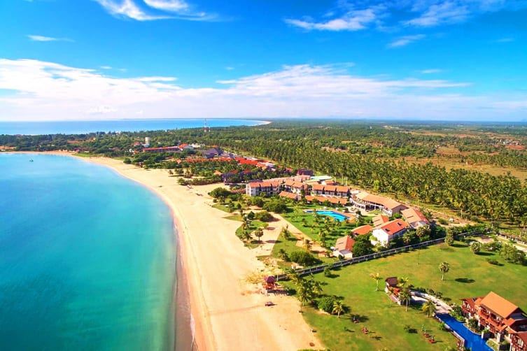 SRI LANKA: 5 Nights at The Calm Resort and Spa for Two