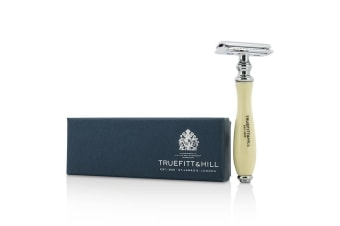 Truefitt & Hill Wellington Double Edged Razor - Faux Ivory 1pc