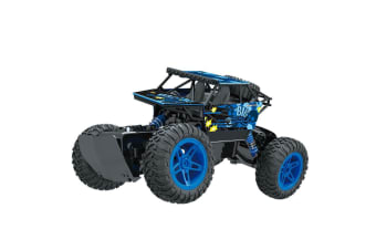 Rusco Racing 1:12 2.4GHZ Remote Control UTE King Climber in Blue