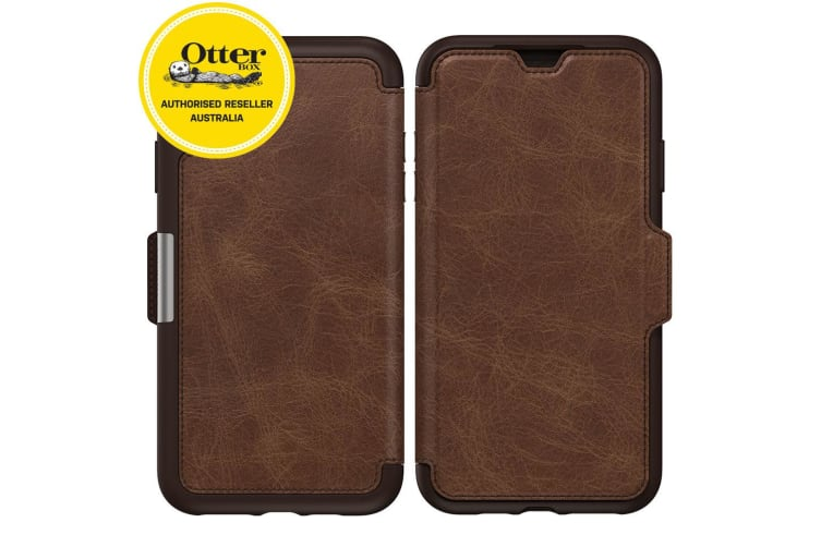 sale retailer a2b38 68e0b Otterbox Strada Case for iPhone Xs Max - Expresso