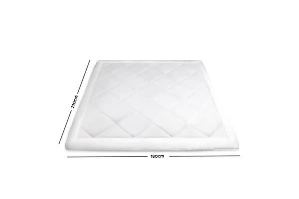 Double Size 700GSM Bamboo Microfibre Quilt