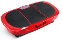 1200W Double Motor & 4D Shake Vibration Exercise Platform (Red)