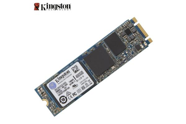 Kingston G2 480GB M.2 2280 SSD SATA 6Gbps 550/520MB/s 90,000/85,000 IOPS 1 million hours MTBF SFF Solid State Drive