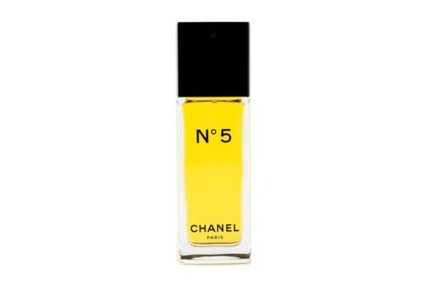 Chanel No.5 Eau De Toilette Spray Non-Refillable (50ml/1.7oz)
