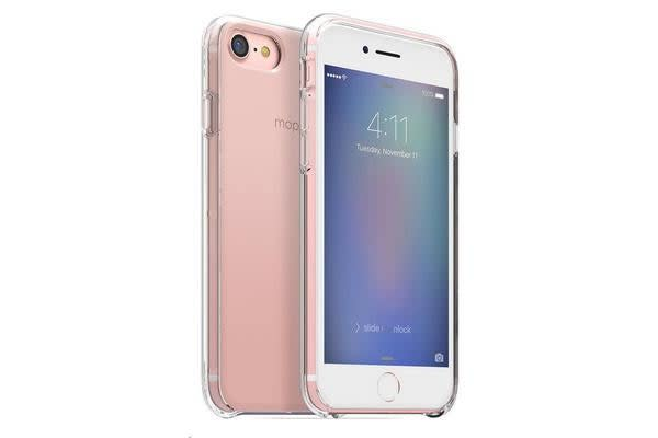 Mophie iPhone 7 Hold Force Base Case - Rose Gold