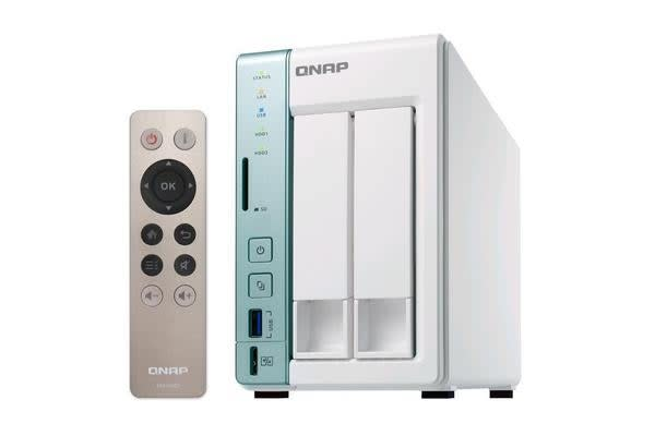 QNAP TS-251A-2G NAS Server 2-Bay SATA 6G