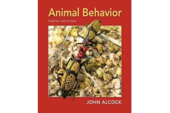 Animal Behavior - An Evolutionary Approach