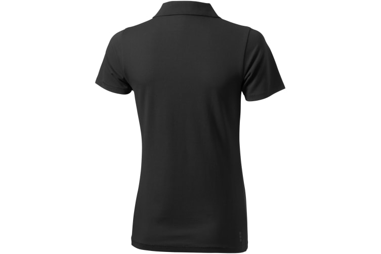 Elevate Seller Short Sleeve Ladies Polo (Anthracite) (XL)