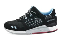 ASICS Tiger Men's Gel-Lyte III Running Shoe (Black/Black)