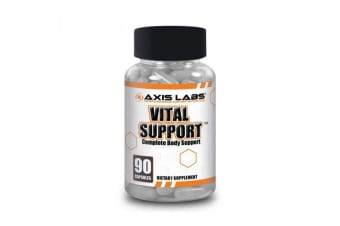 Axis Labs - Vital Support - 90 Capsules