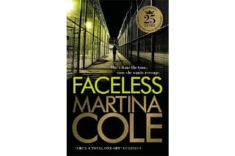 Faceless - A dark and pacy crime thriller of betrayal and revenge