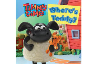 Timmy Time - Where's Teddy?