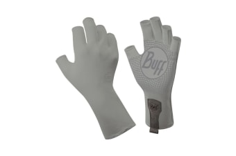 Buff Gloves Water Light Grey Size L/Xl