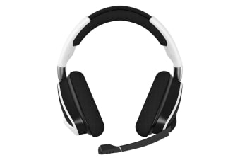 Corsair Gaming VOID PRO RGB Wireless Premium Gaming Headset (White)