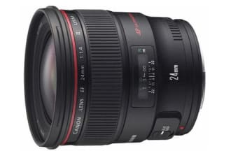 New Canon EF 24mm f/1.4 F1.4 L II USM Lens (FREE DELIVERY + 1 YEAR AU WARRANTY)