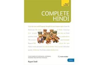 Complete Hindi Beginner to Intermediate Course - (Book and audio support)