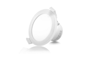 Lumey 6 x LED Downlight Kit 90mm Dimmable 10W Ceiling Light Globe