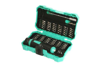 ProsKit SD-9857M DIY Tool 57 IN 1 Screwdriver Set with Free Screw Storage Box for Cell Phone