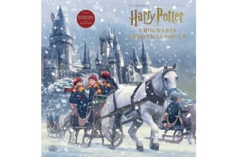 Harry Potter - A Hogwarts Christmas Pop-Up