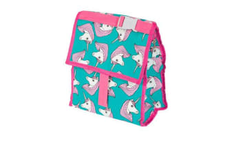 IS GIFT Fun Times Freezable Lunch Bag Unicorns