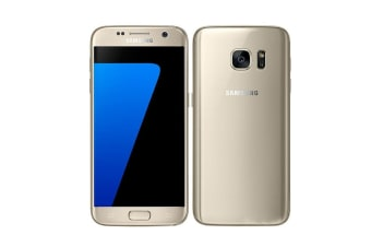 Samsung Galaxy S7 Dual SIM (32GB, Gold)