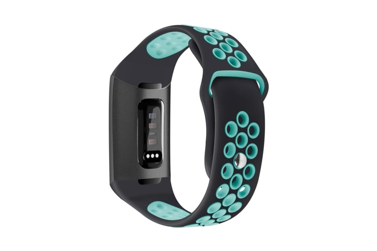 Bands Compatible for Fitbit Charge 3, Replacement Accessory Sport Band Compatible for Fitbit Charge 3