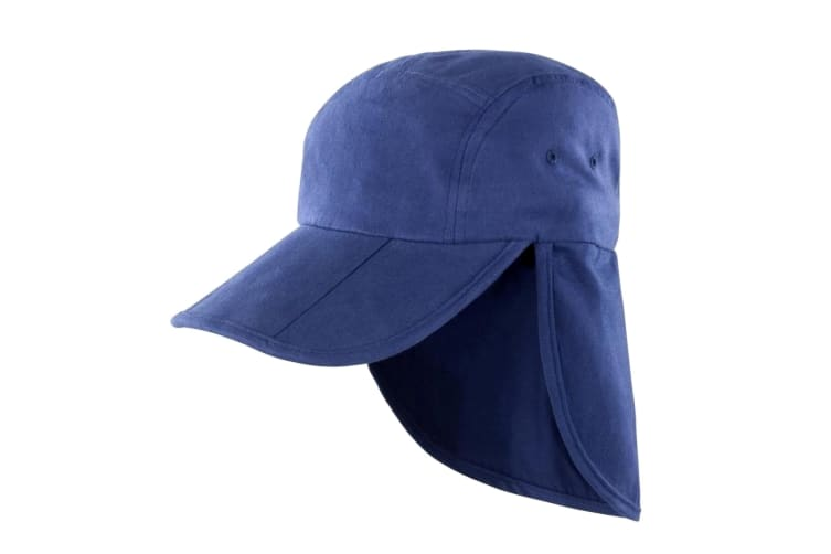 Result Unisex Headwear Folding Legionnaire Hat / Cap (Pack of 2) (Royal) (One Size)