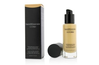 BareMinerals BarePro Performance Wear Liquid Foundation SPF20 - # 04 Aspen 30ml