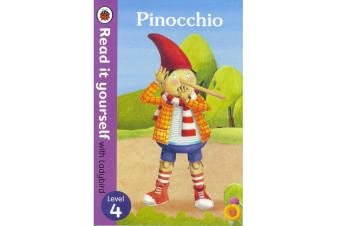 Read It Yourself Level 4 Pinocchio - By Ladybird
