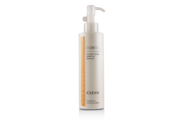 FORTE CLEAN Crystal Gentle Make Up Remover 200ml/6.72oz