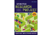 Doing Your Research Project - A Guide for First-time Researchers