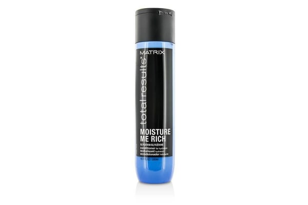 Matrix Total Results Moisture Me Rich Glycerin Conditioner (For Hydration) 300ml/10.1oz