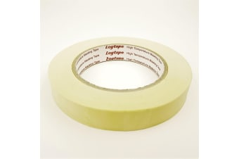 1x Loytape High Temperature Masking Tape Roll 18mm x 50m Automotive Painting