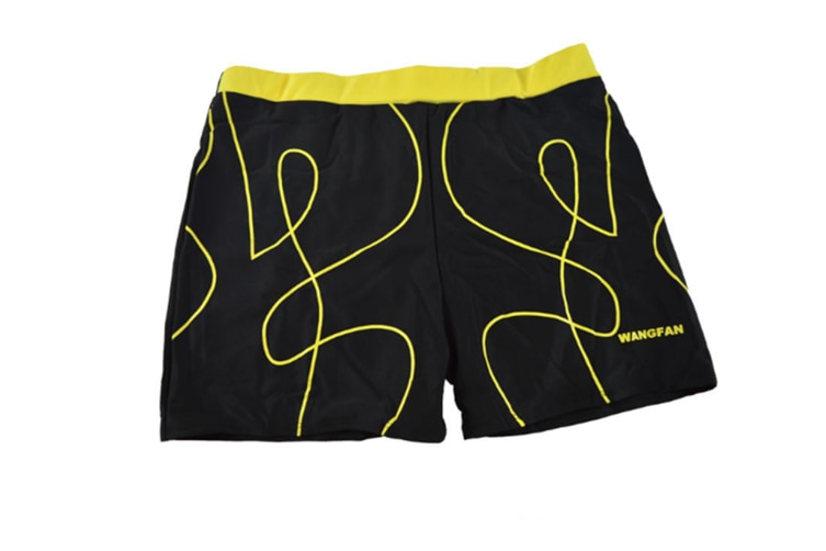 Men'S Solid Fashion Jammer Rapid Quick Dry Square Leg Swimsuit Swimwear For Men Yellow 3Xl