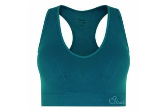 Dare 2B Womens/Ladies Warm Up Sports Bra (Shoreline)