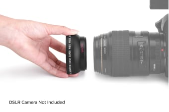 DSLR Wide Angle Lens Attachment (52mm)