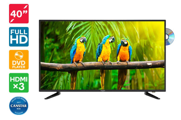 "Kogan 40"" Full HD LED TV & DVD Combo (Series 7 LF7000)"