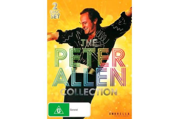 The Peter Allen Collection (The Boy from Oz / A Celebration)