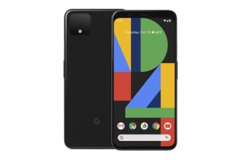 New Google Pixel 4 XL 64GB 6GB RAM 4G LTE Smartphone Just Black (FREE DELIVERY + 1 YEAR AU WARRANTY)