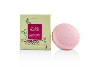 4711 Acqua Colonia Pink Pepper & Grapefruit Aroma Soap 100g