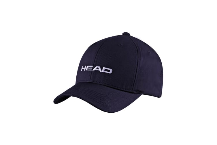 HEAD Promotion Unisex Outdoor/Tennis UV protection Cap Adjustable Strap Navy