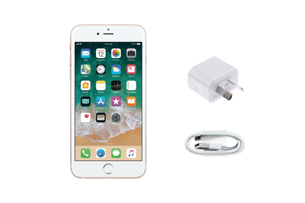 Apple iPhone 6s Plus Refurbished (128GB, Rose Gold) - AB Grade