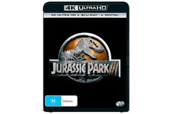 Jurassic Park III (4K UHD/Blu-ray/Digital Copy)