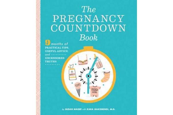 Image of The Pregnancy Countdown Book