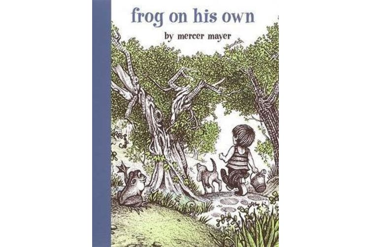 Frog on His Own
