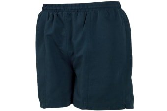 Tombo Teamsport Womens/Ladies All Purpose Lined Sports Shorts (Navy) (L)