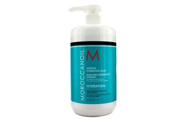 Moroccanoil Intense Hydrating Mask - For Medium to Thick Dry Hair (Salon Product) (1000ml/33.8oz)