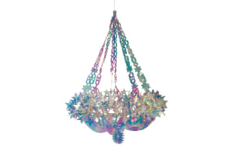Christmas Shop Holographic Star Chandelier (Holographic)