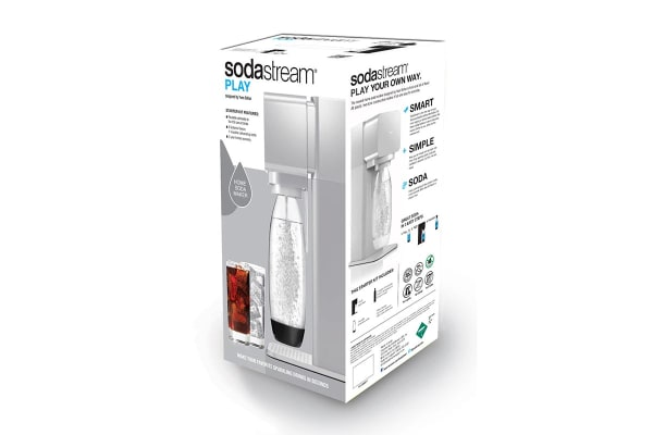 SodaStream Play Sparkling Water Maker (Grey)