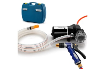 Portable 12V Deck Wash Kit Pressure Washer